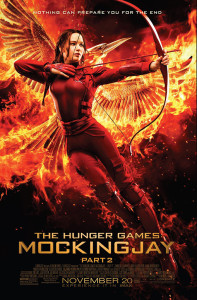 Hunger Games Poster imageSmall