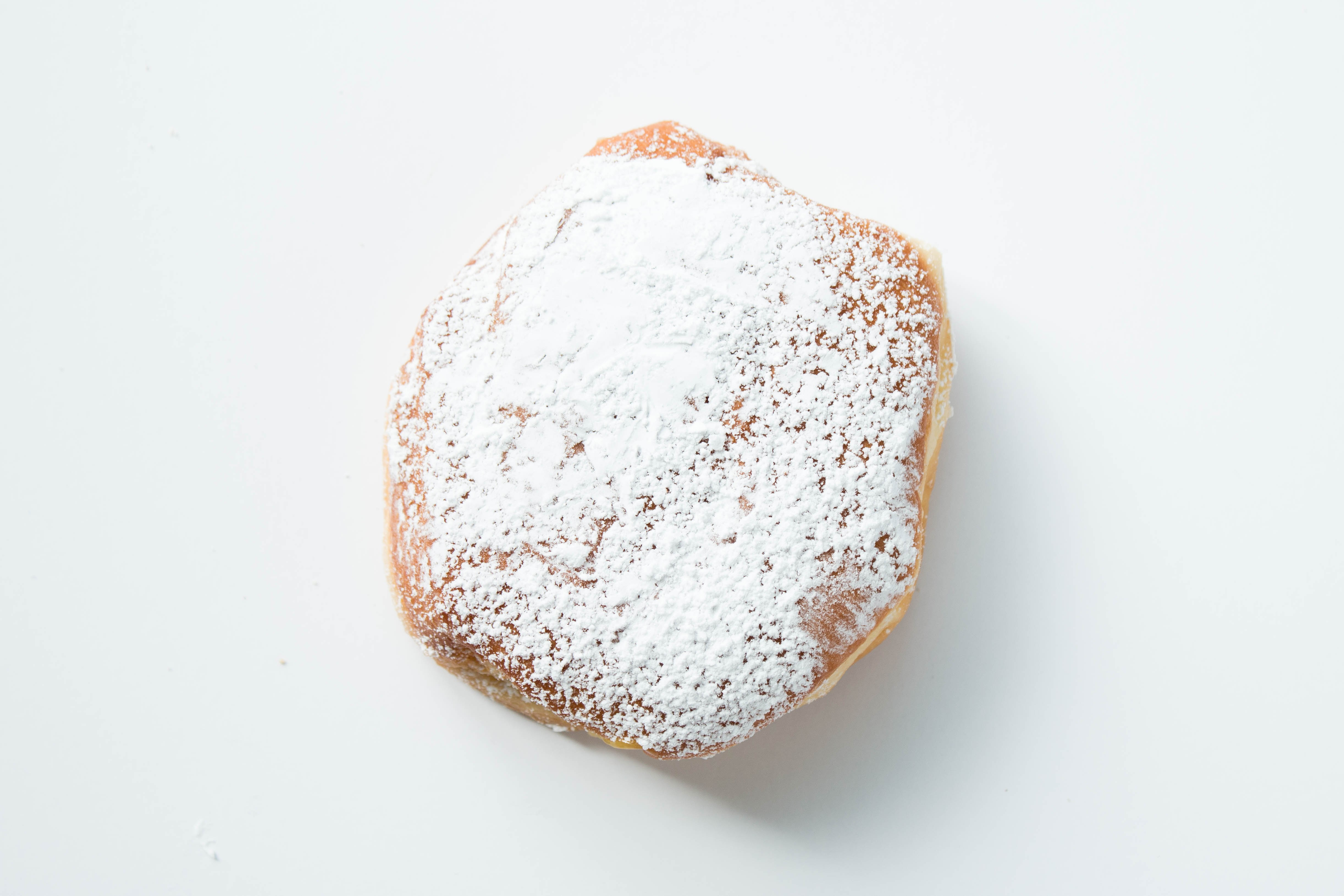 Lemon Filled Bismark